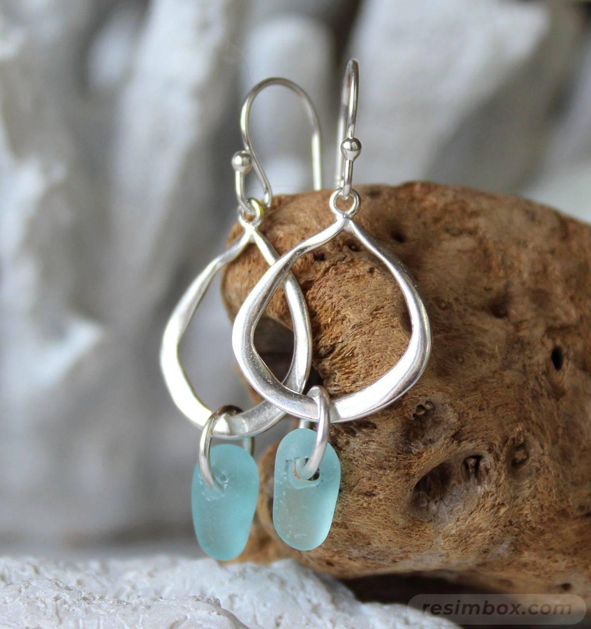 Beach glass jewelry-324681454387165481