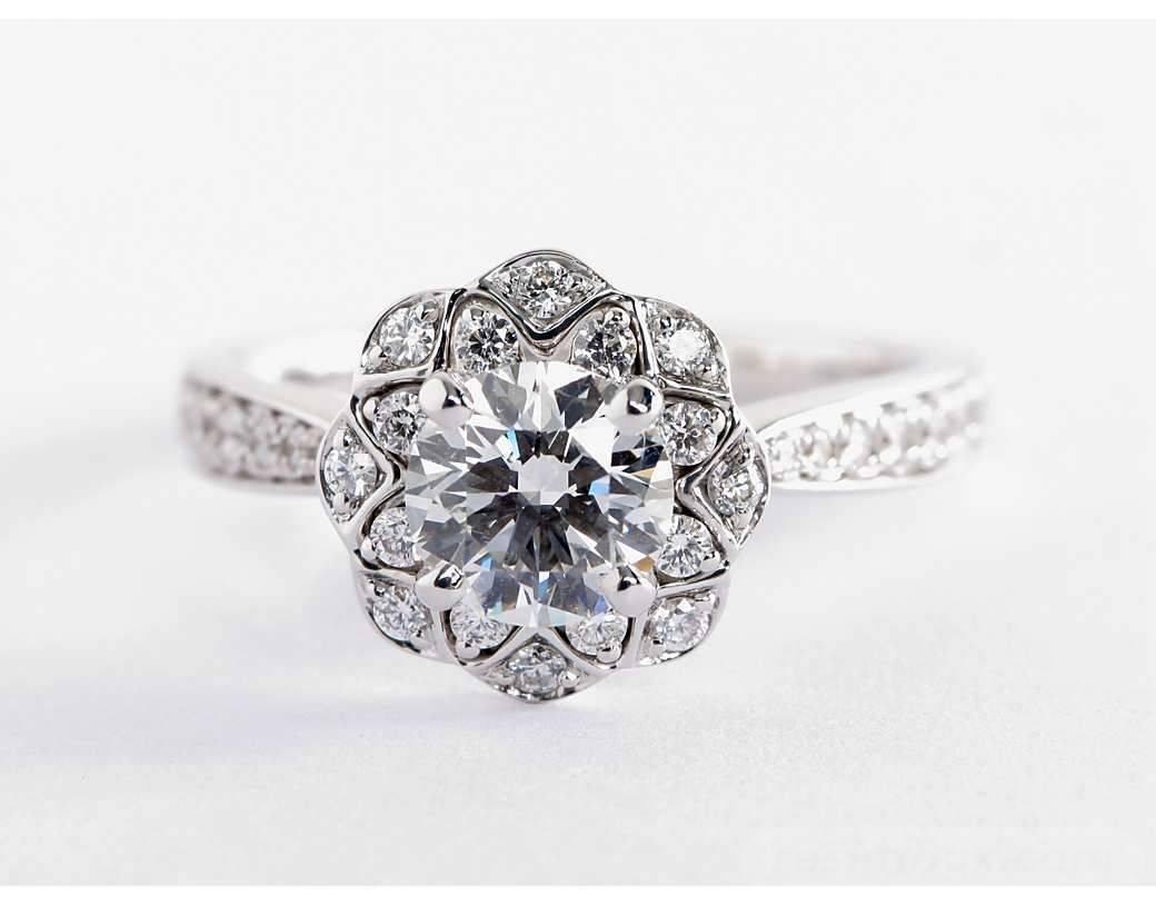 Art deco engagement ring-795448352916627160