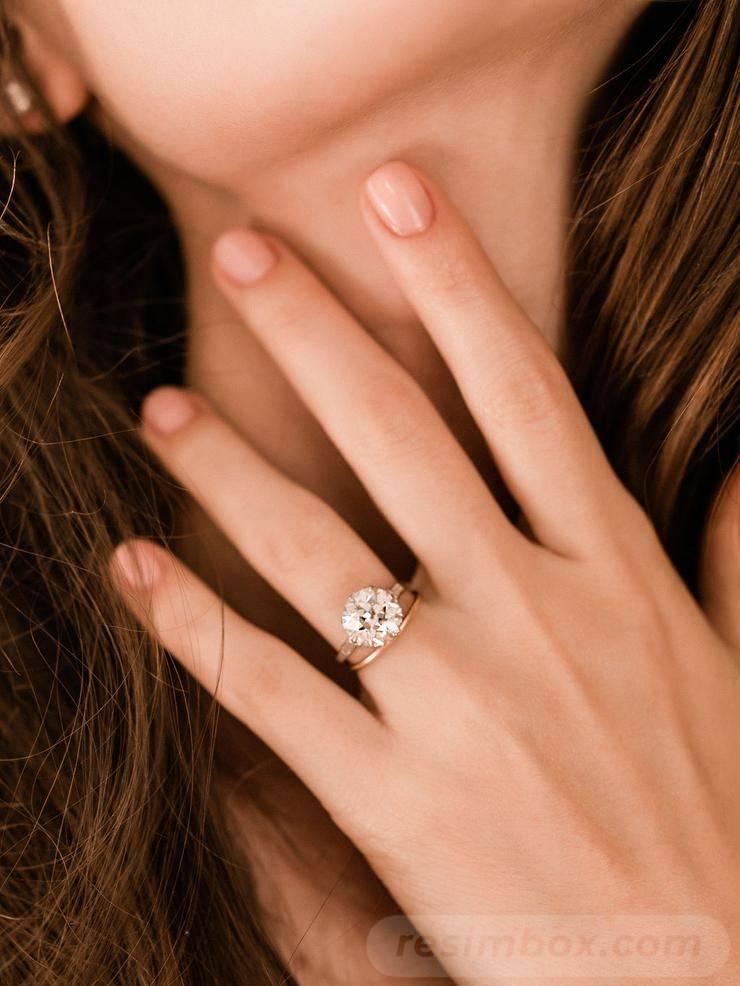 Art deco engagement ring-810366526680814211