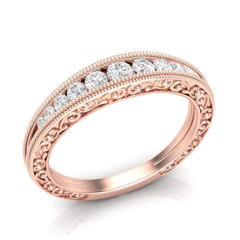 Art deco engagement ring-583216220474910283