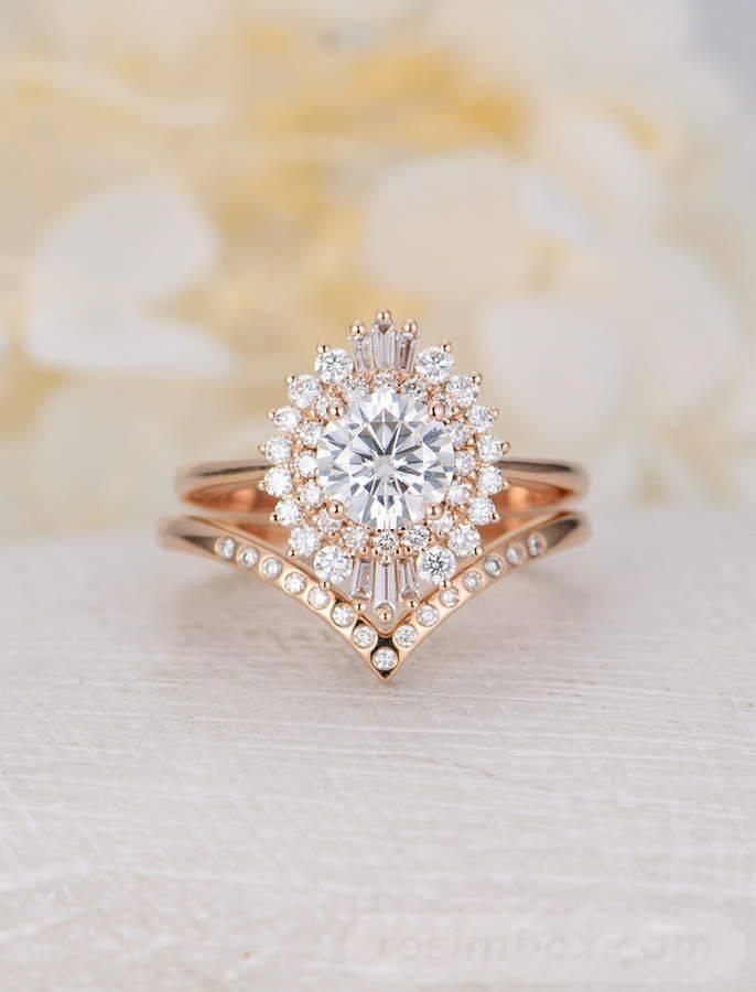 Art deco engagement ring-628955904187398643