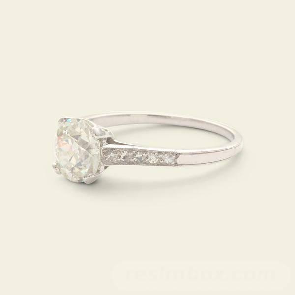 Art deco engagement ring-531284087290782210