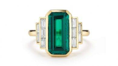 Photo of 13 Remarkably Art Deco Engagement Rings For Fantastic Look