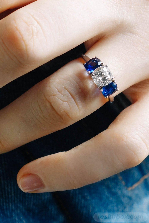 Art deco engagement ring-649925789952815484