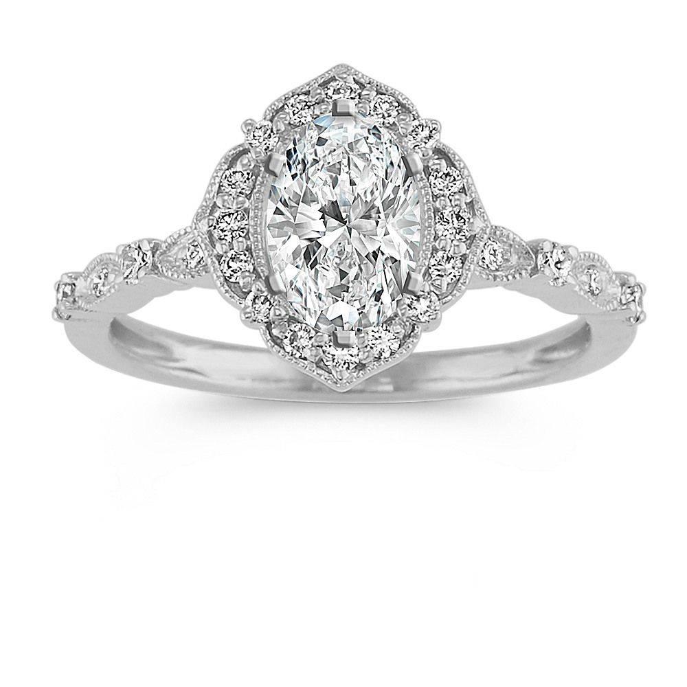 Art deco engagement ring-579838520756829730