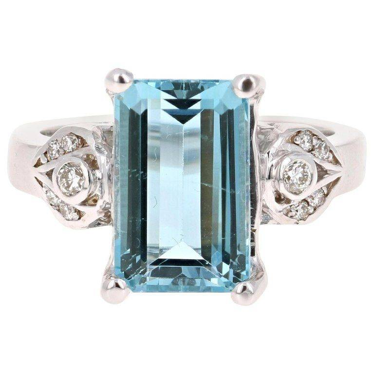Art deco engagement ring-431290101814227834