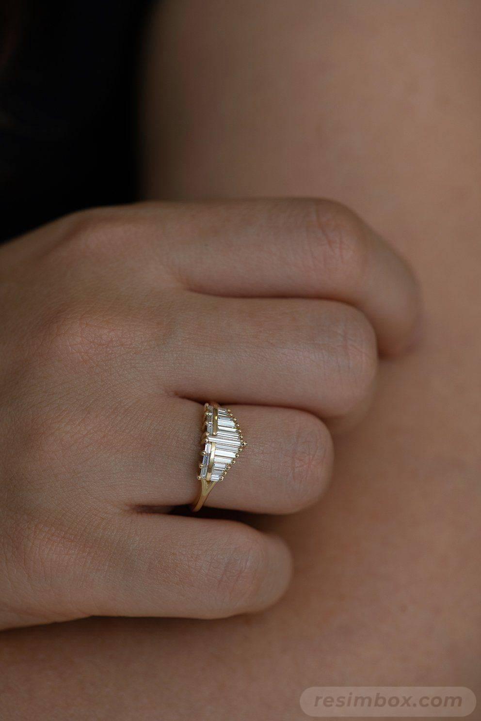 Art deco engagement ring-498070040039524139