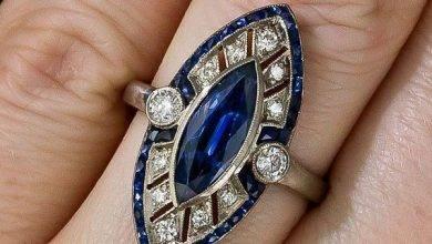 Photo of 26 Exquisite Art Deco Jewelry: Cool Design, Hot Investment