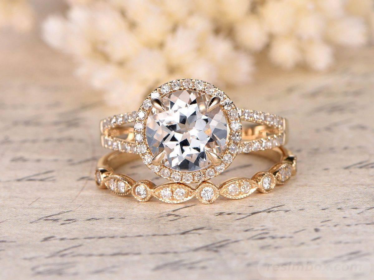Art deco engagement ring-155163149647778267