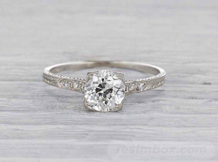 Art deco engagement ring-636766834796594191