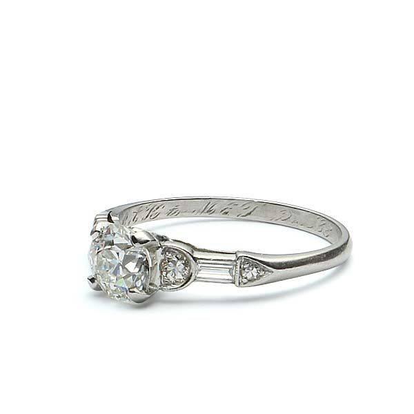 Art deco engagement ring-257197828706477821