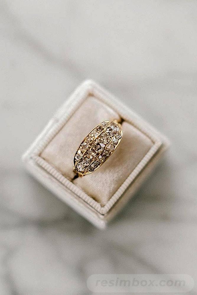 Art deco engagement ring-560557484868554709