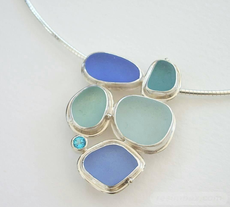 Beach glass jewelry-799811215048228853