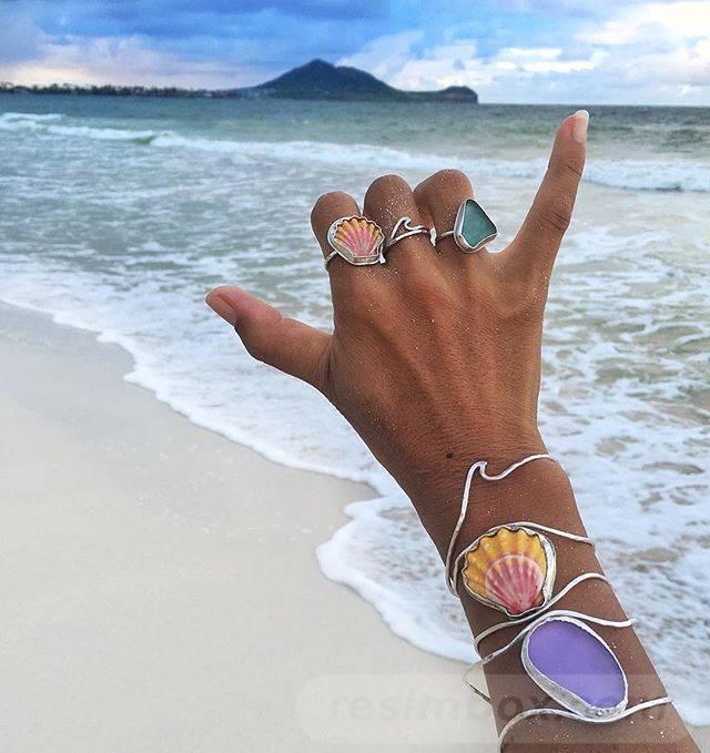 Beach glass jewelry-490822059388163063