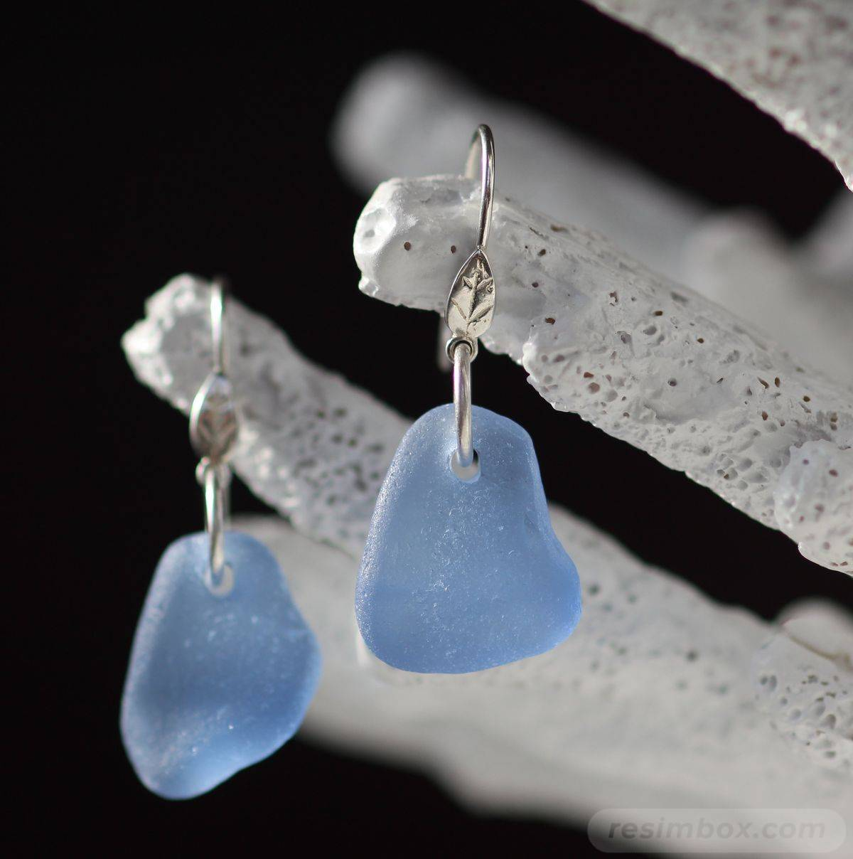 Beach glass jewelry-302374562480736393