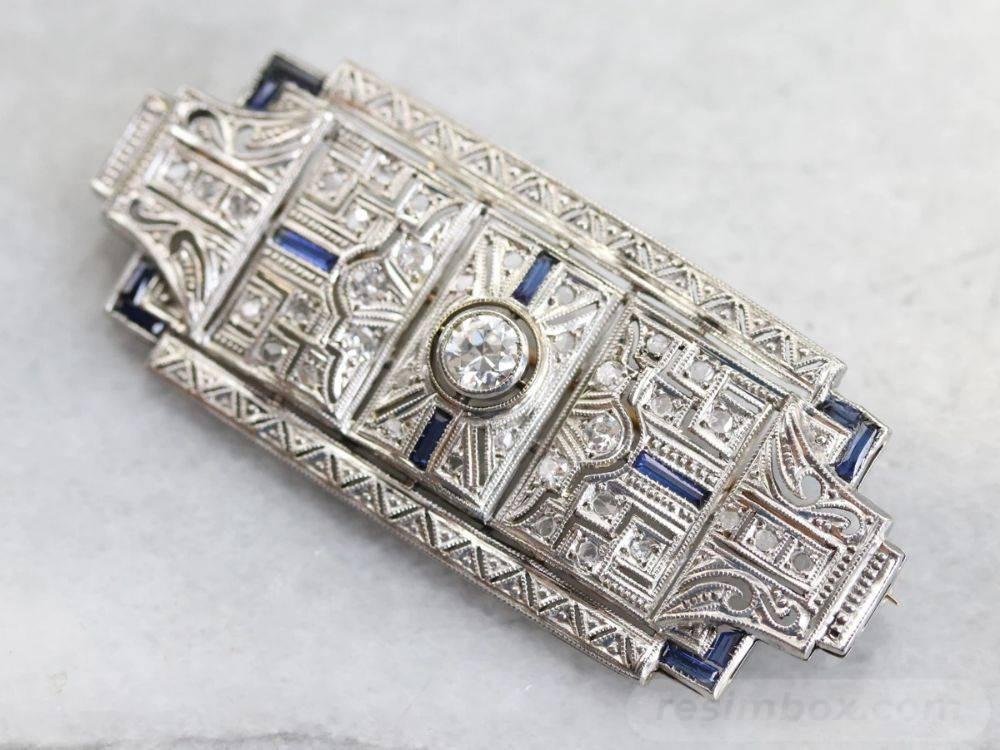 Art deco jewelry-322218548341578286