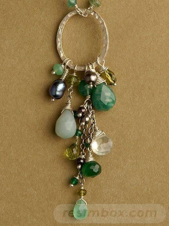 ideas diy jewelry-694398836277451237