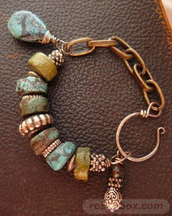 ideas diy jewelry-859061697645457397