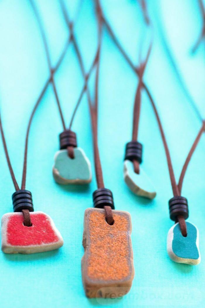 Beach glass jewelry-326440672987591258
