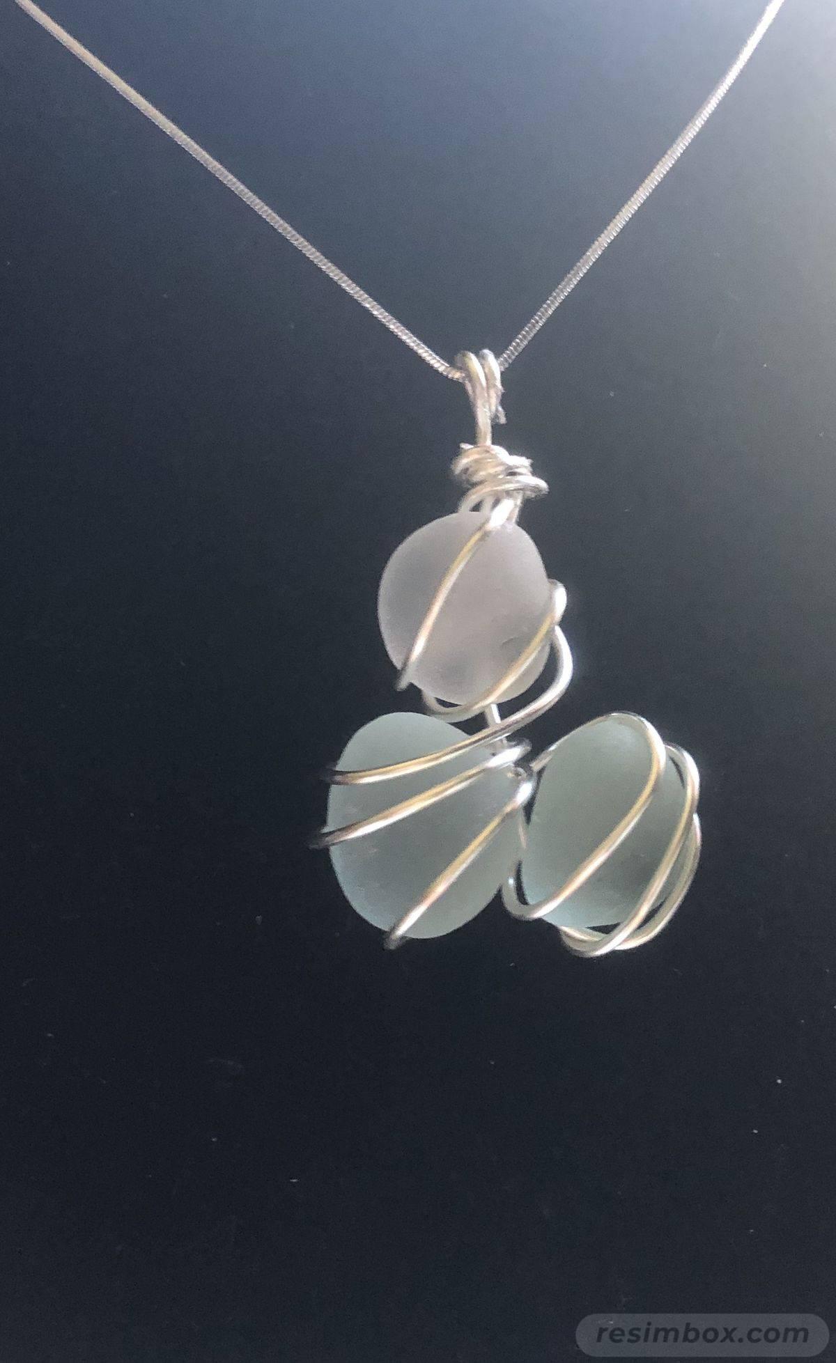 Beach glass jewelry-258675572334172994