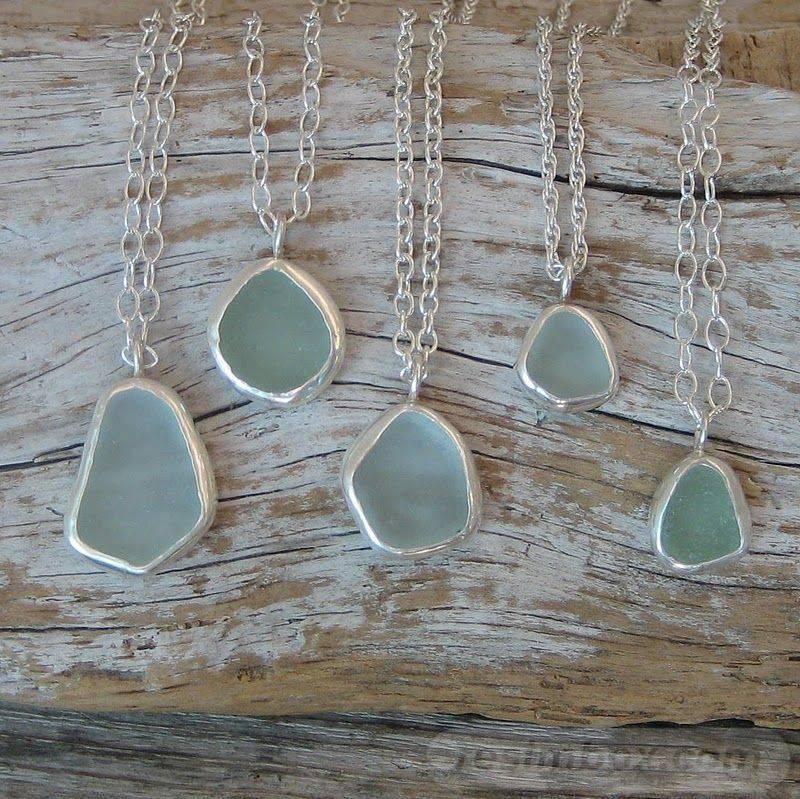 Beach glass jewelry-255649716316951370