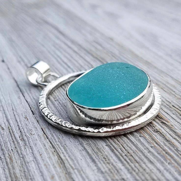 Beach glass jewelry-339951471870678112