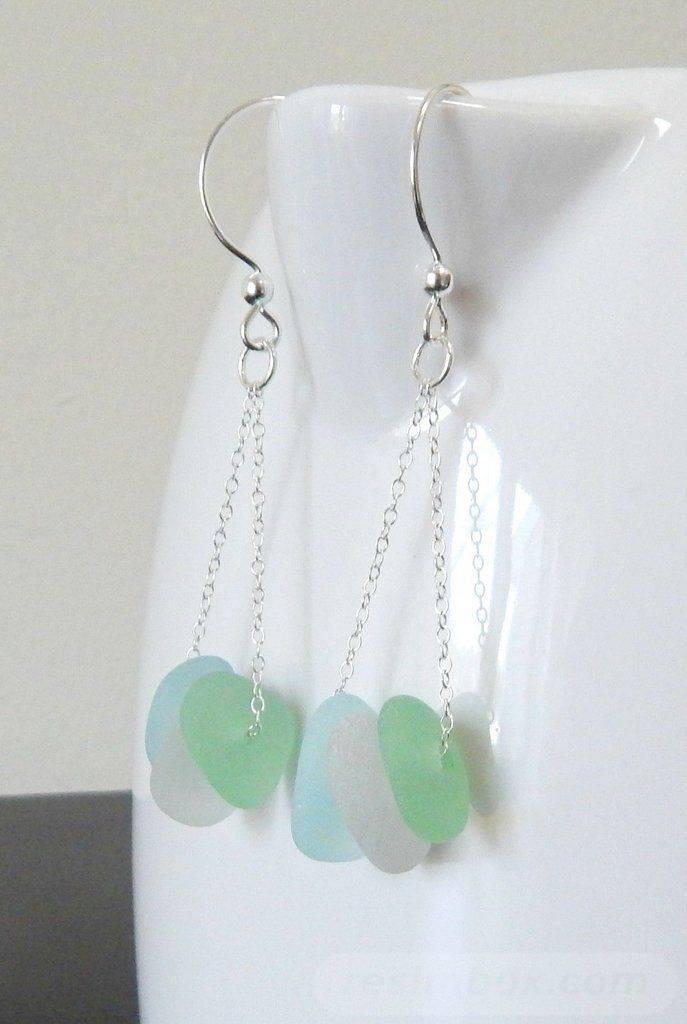 Beach glass jewelry-334181234844189671