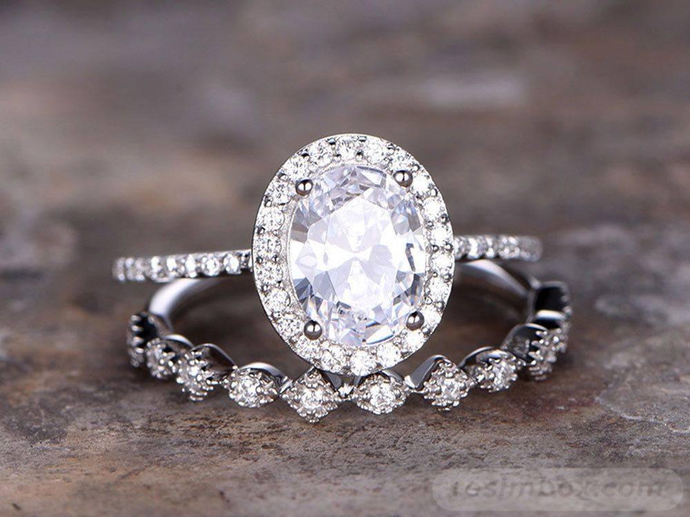 Art deco engagement ring-383580093262971543