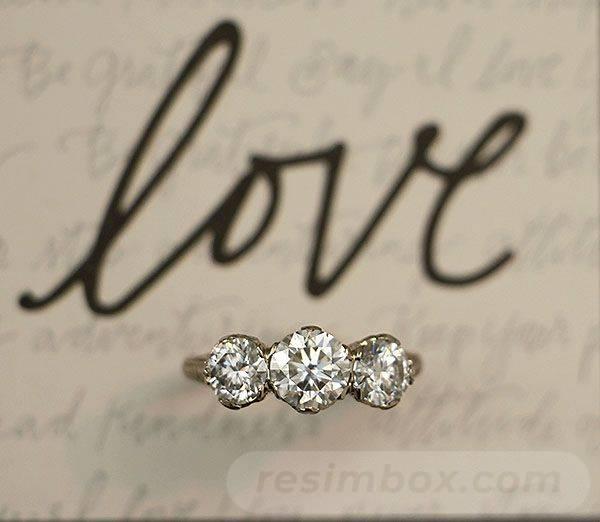 Art deco engagement ring-269653096425476201