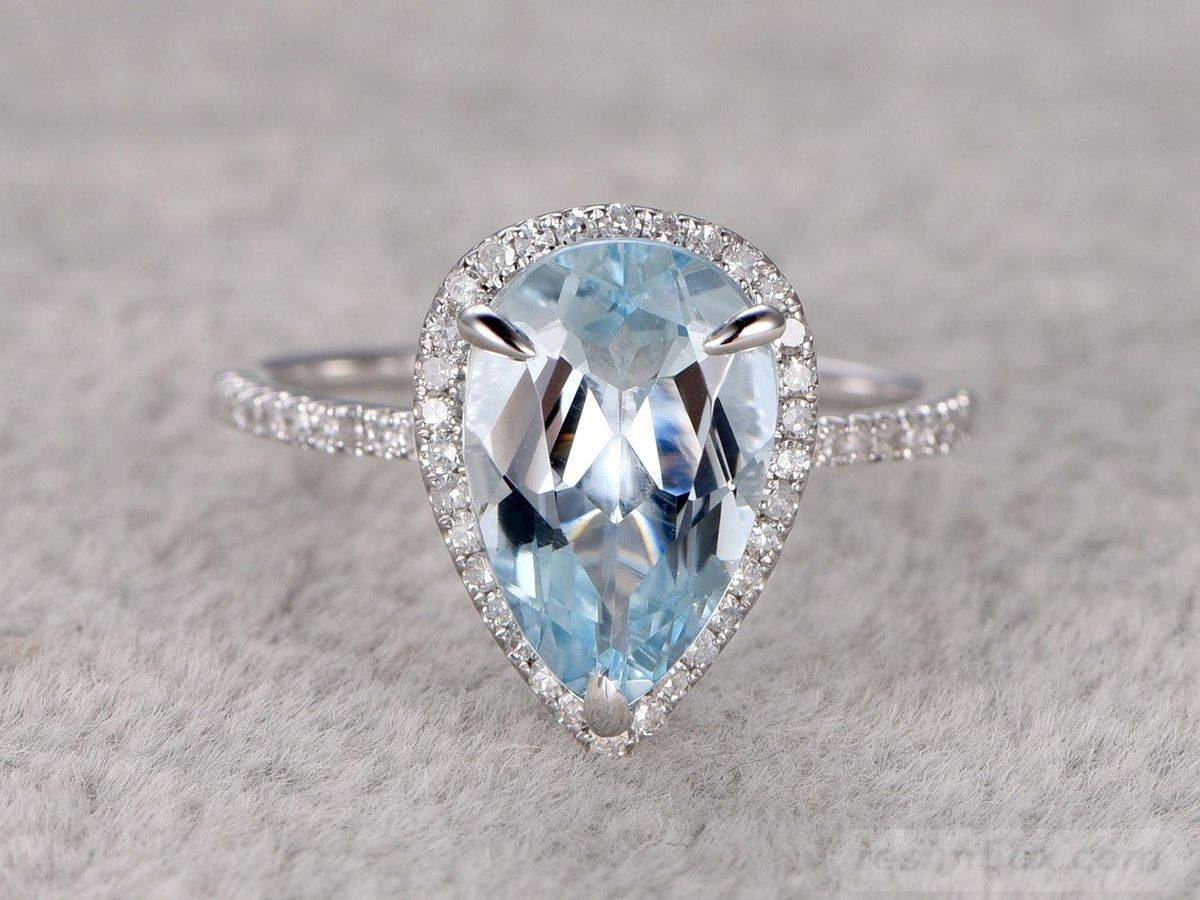 Art deco engagement ring-739153357574334920