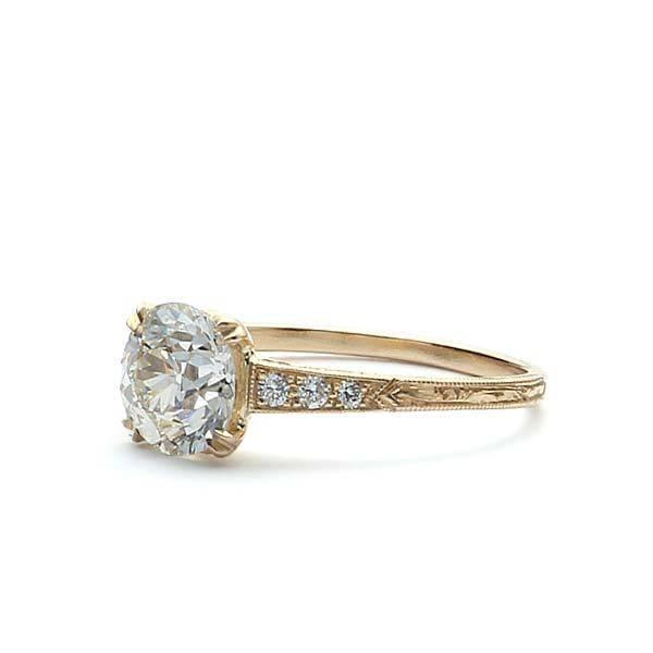 Art deco engagement ring-53269208080347956