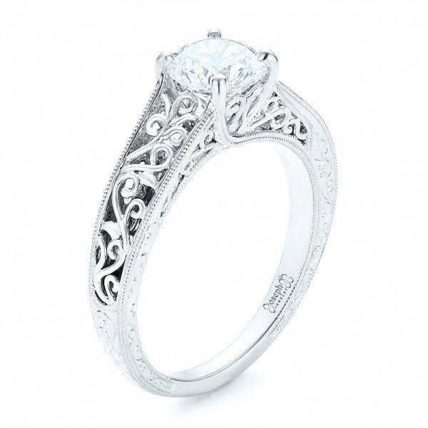 Art deco engagement ring-463941199115194058