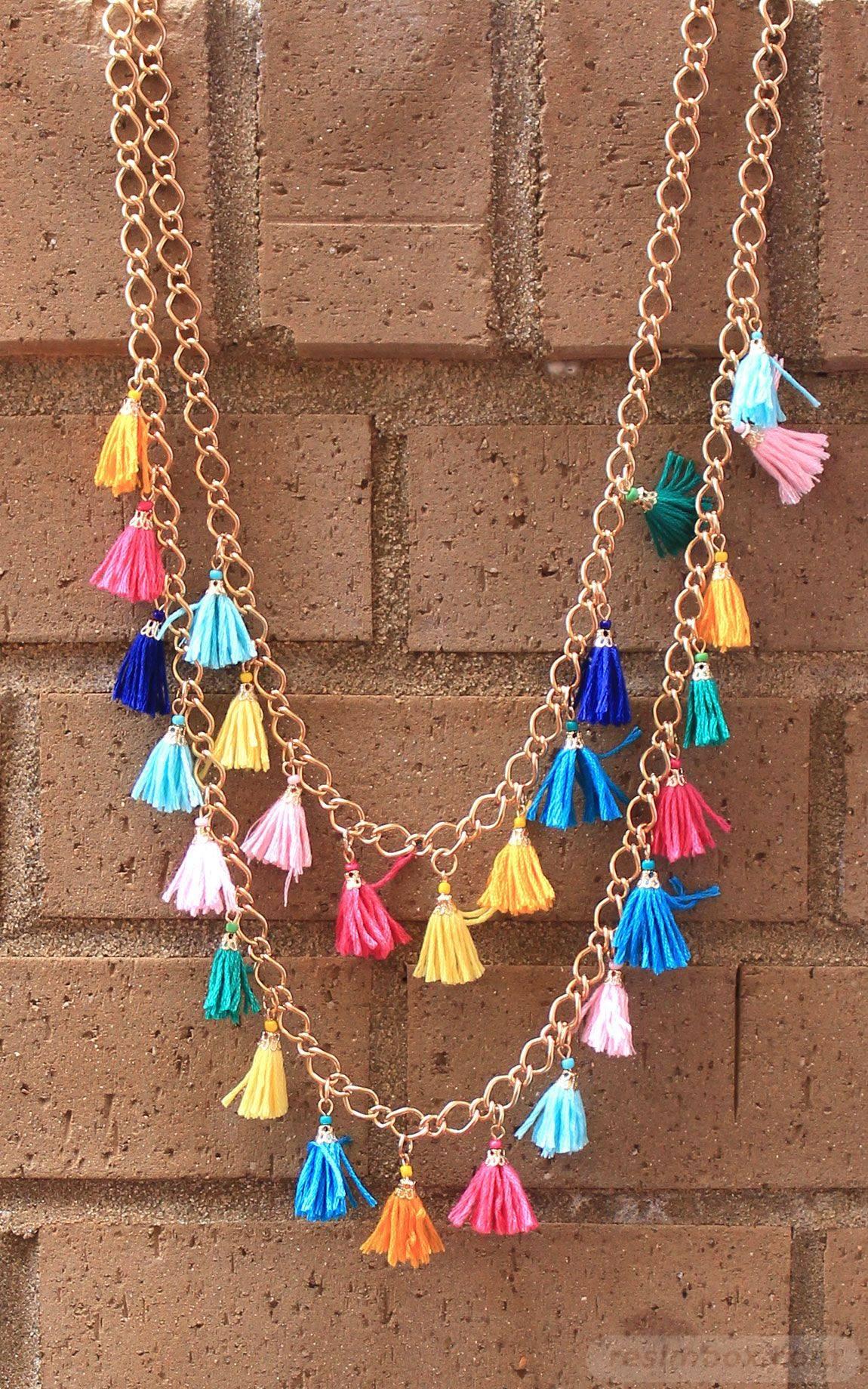 ideas diy jewelry-195343702566670394