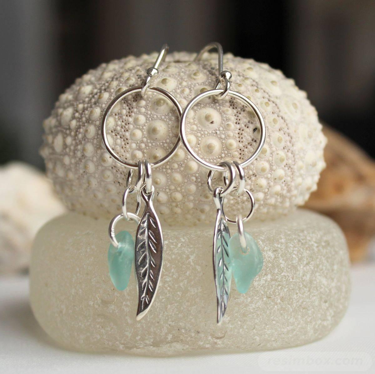 Beach glass jewelry-147774431509855349
