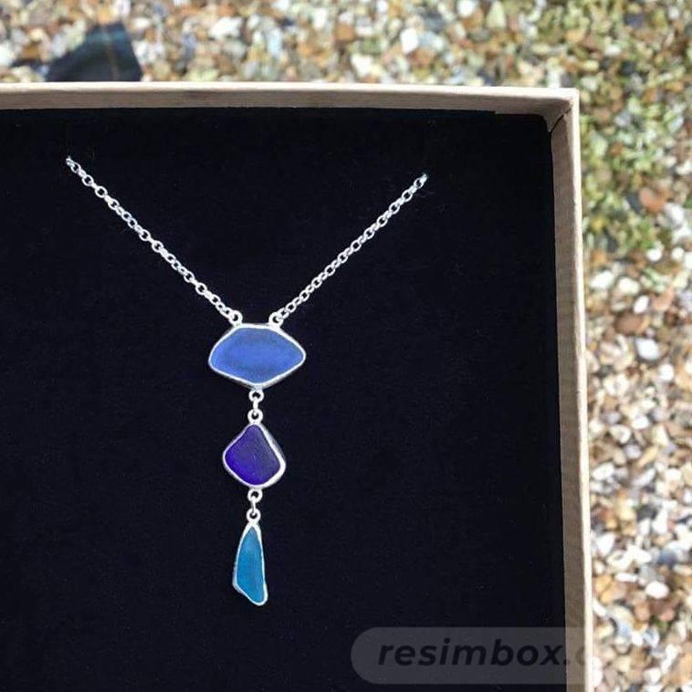 Beach glass jewelry-713468765948680236