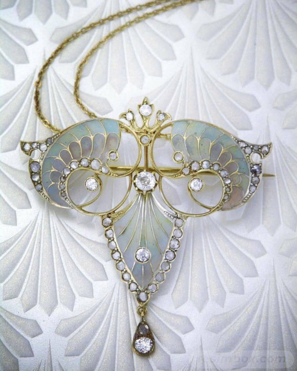 Art deco jewelry-544372673708580880