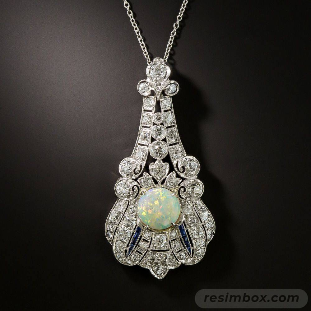 Art deco jewelry-69735494217097927