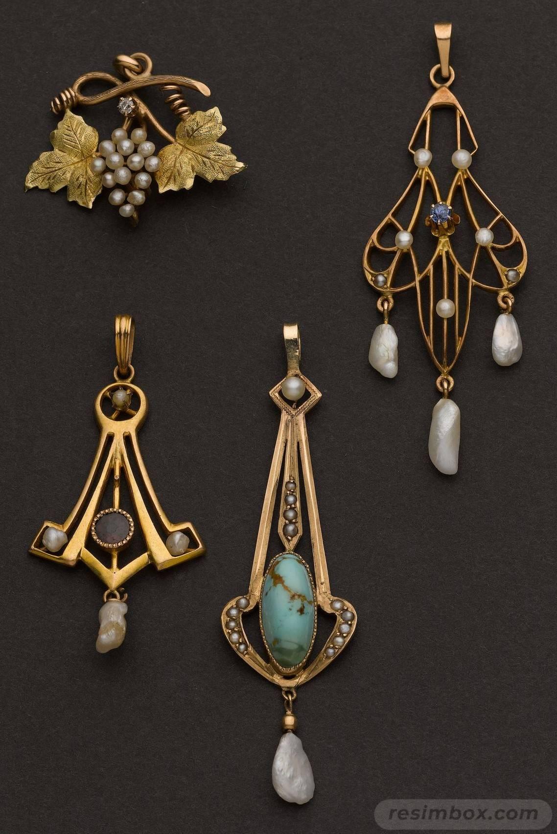 Art deco jewelry-102738435234837503