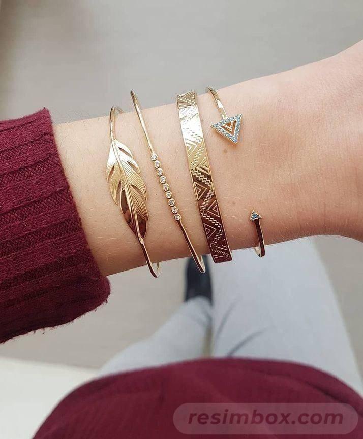 Bangle bracelets-810085051704971228