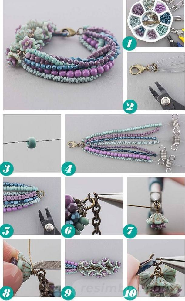 ideas diy jewelry-82612974402812443