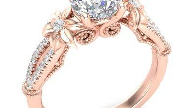 Photo of 39 Wonderful Unusual Art Deco Engagement Rings You Can Buy Online