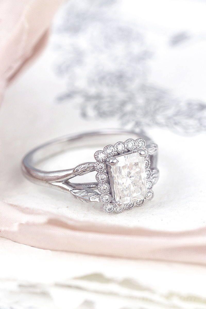 Art deco engagement ring-374291419032197204