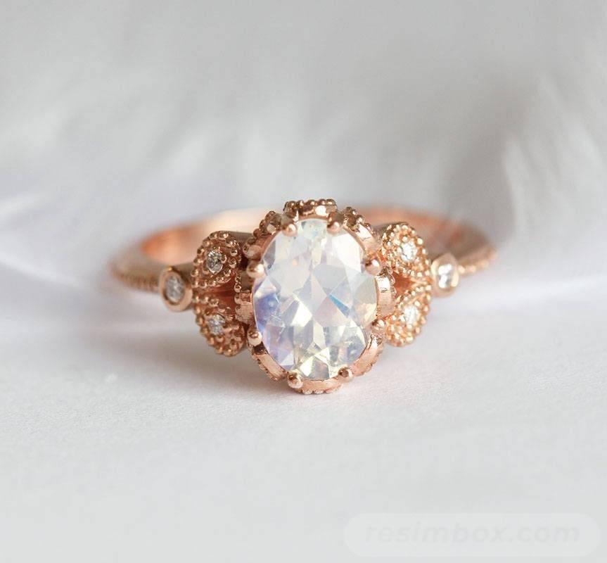 Art deco engagement ring-265993921728492008