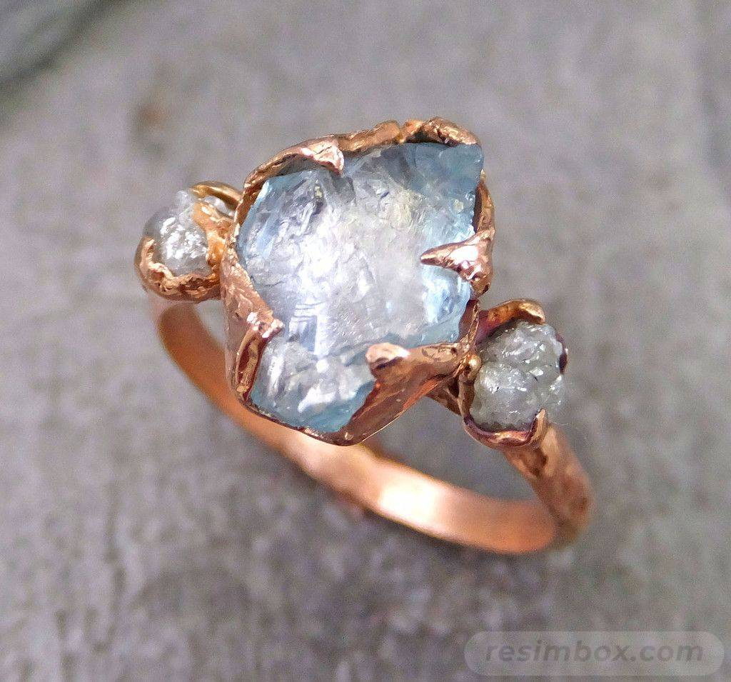 Art deco engagement ring-423690277444267989