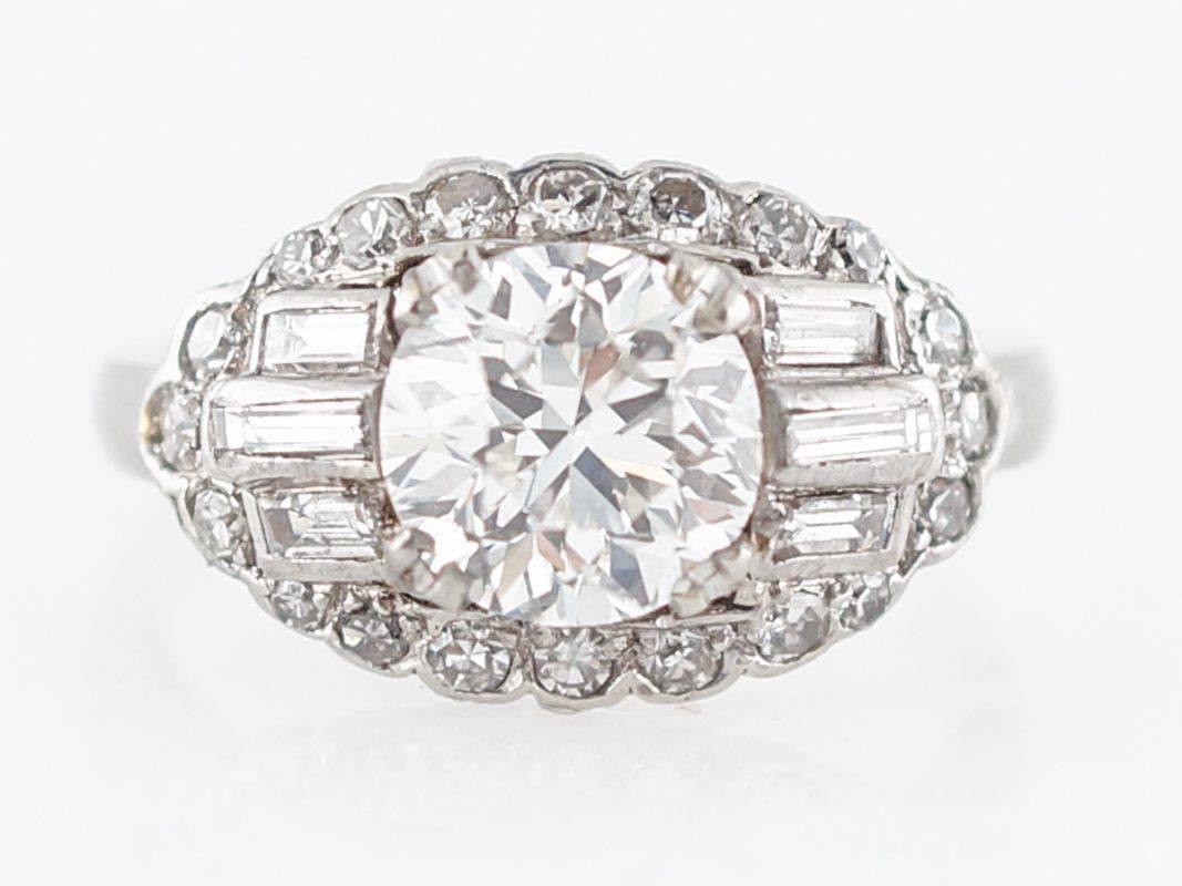 Art deco engagement ring-317011261267659089