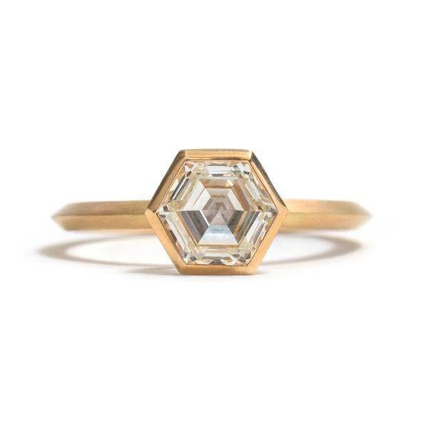 Art deco engagement ring-517843657152275896