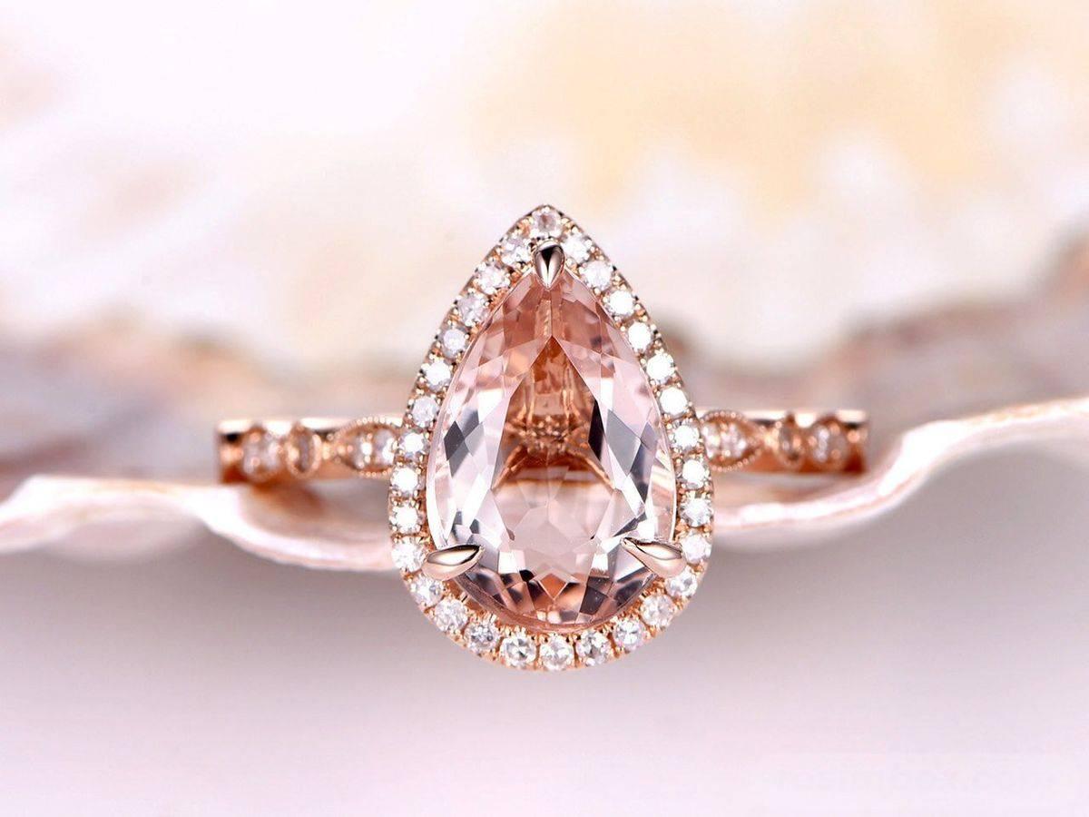 Art deco engagement ring-483503709992865964
