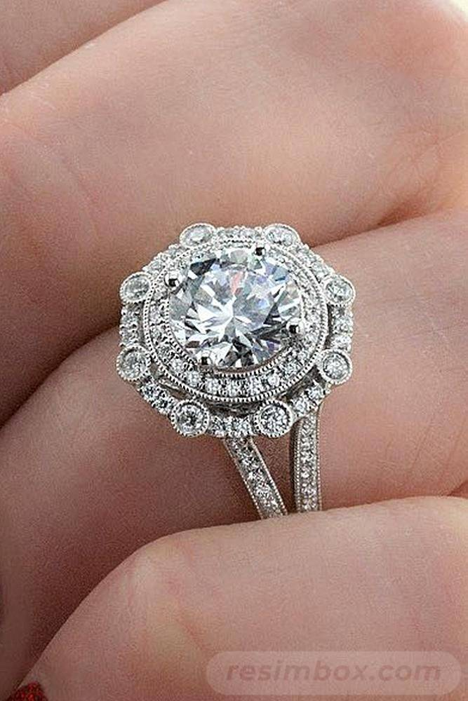 Art deco engagement ring-166844361182169498