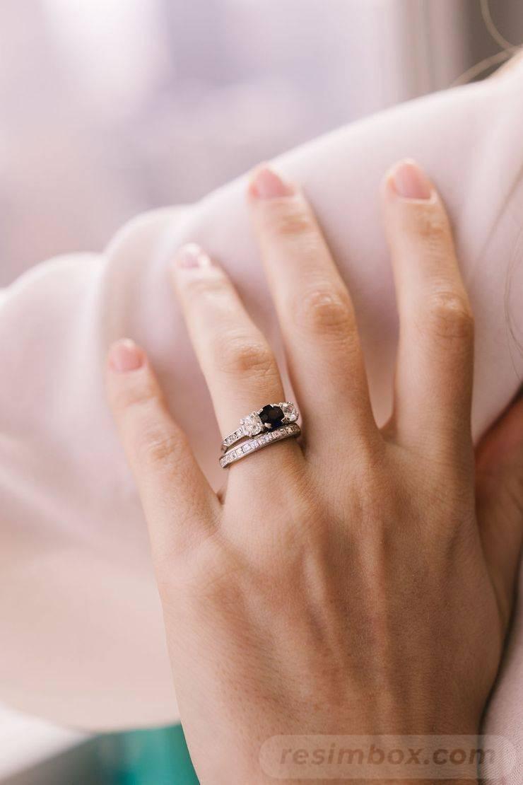 Art deco engagement ring-432908582932760381