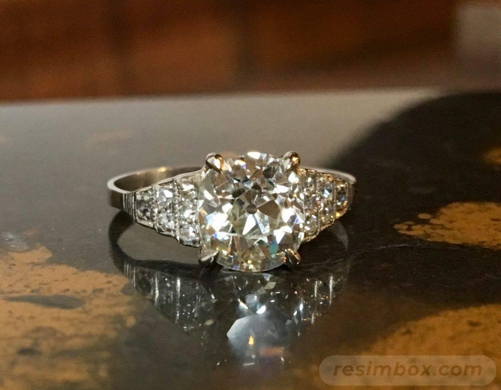 Art deco engagement ring-317011261267658994